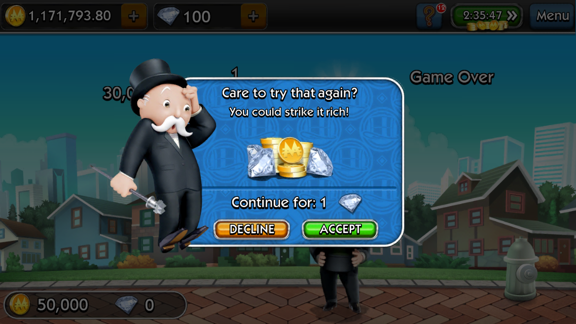 What are Diamonds used for in MONOPOLY Slots? – MONOPOLY Slots